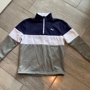 NWOT Puma Youth M Sweater/Jacket never worn